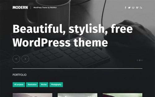 modern-wordpress
