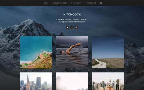 hitchcock-wordpress-tema