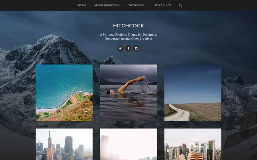 hitchcock-wordpress-tema